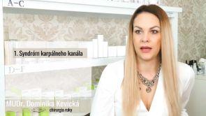Chirurgia ruky - MUDr. Dominika Kevická